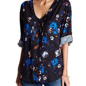 Yumi Kim Lizzie Button Front Blouse